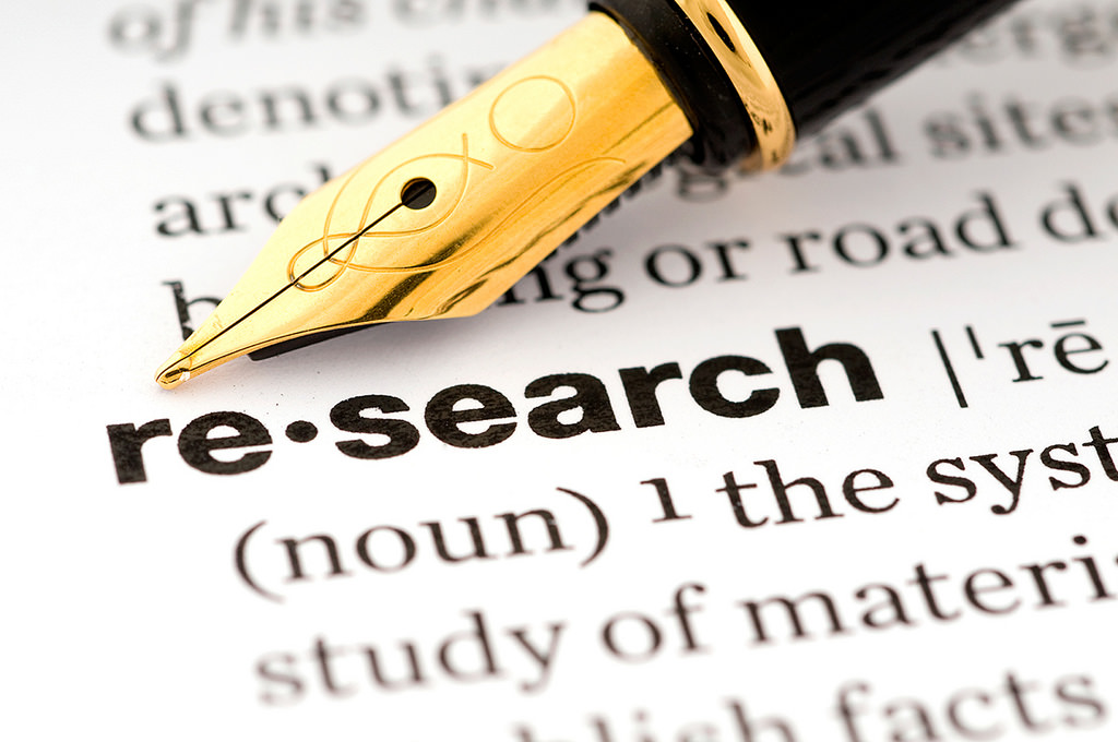 how do i research paper video