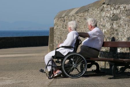 Increasing life expectancy in the region will result in more elderly requiring long-term care