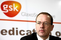 GSK CEO has said that the detained senior managers were involved in defrauding GSK and doing something inappropriate and illegal
