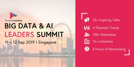 Agenda for the 3rd Annual Big Data & AI Leaders Summit