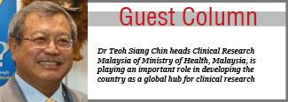 Dr Teoh Siang Chin
