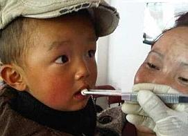 Polio no more - WHO says that China continues to remain polio-free despite outbreak