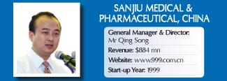 Qing Song of Sanjiu Medical & Pharmaceutical